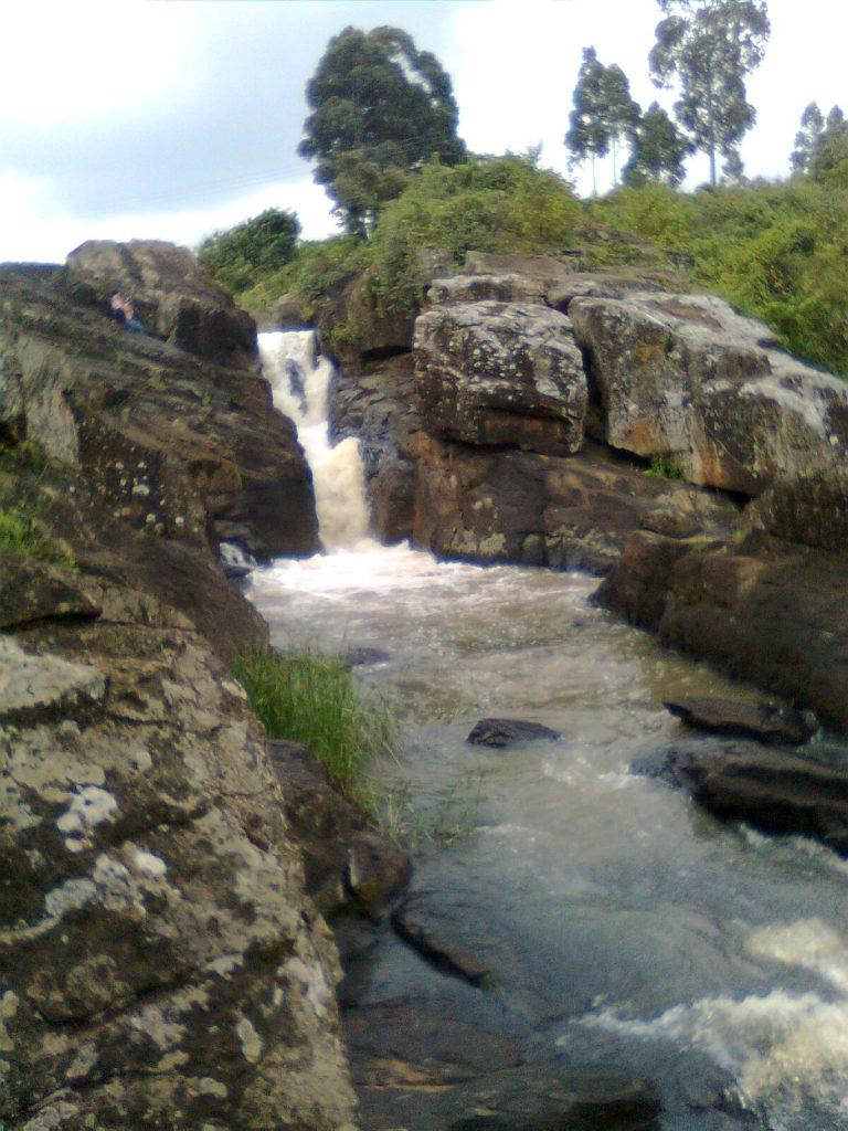 Moi University Falls