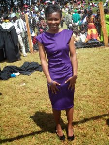 Moi University Graduation Ceremony Shiku Ngigi