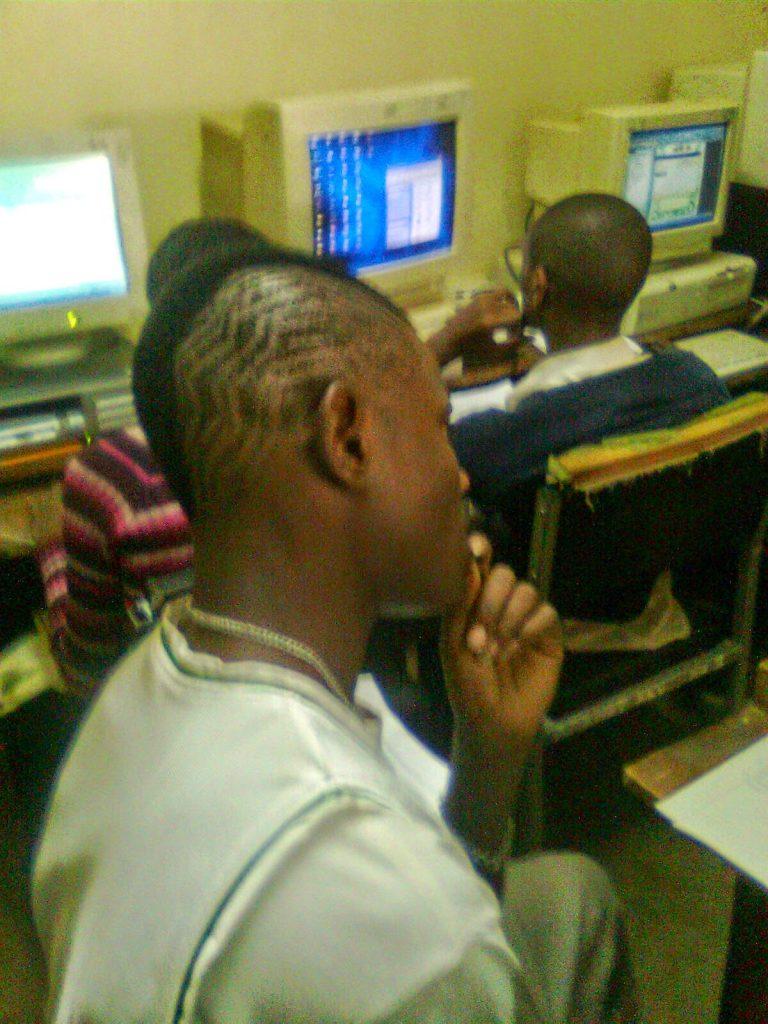 Computer training college in Kikuyu