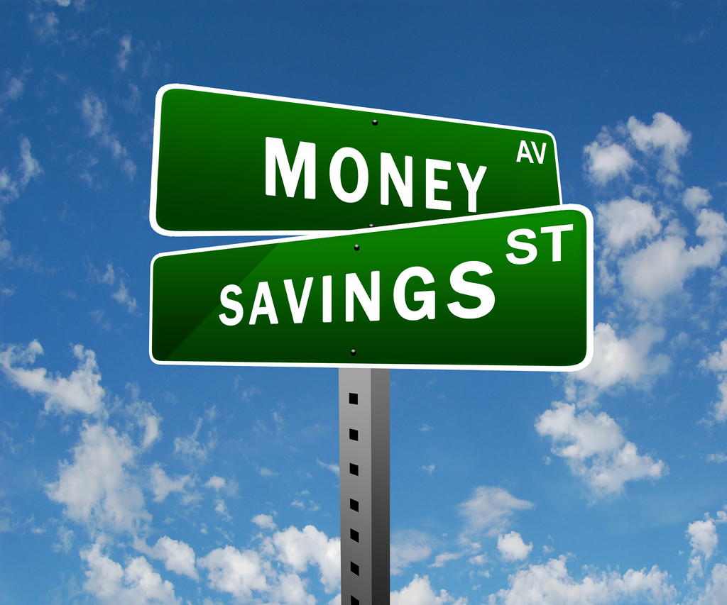 Money and savings - personal financial management