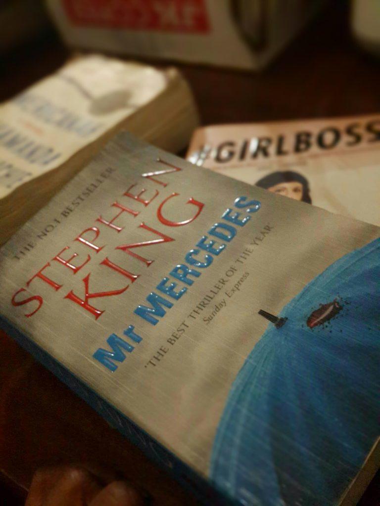 Mr Mercedes and #GIRLBOSS