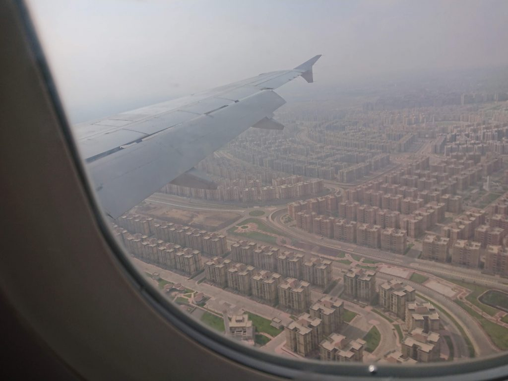 Cairo Bird's View